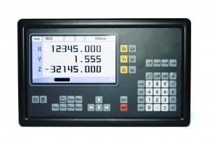 MNEL 600 LCD digitale Ablesung 3 oder 4 Achsen