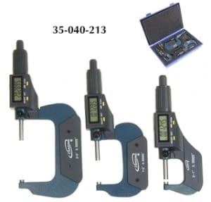 iGaging Digital-Mikrometer-Set