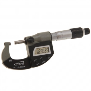 iGaging IP65 Digital- und Analogmikrometer